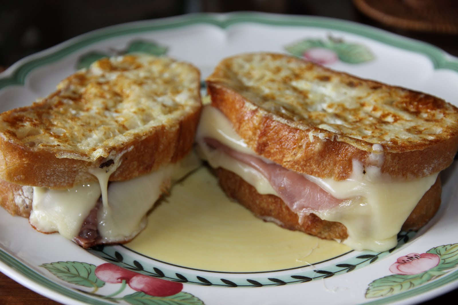 Сырные тосты от джейми оливера