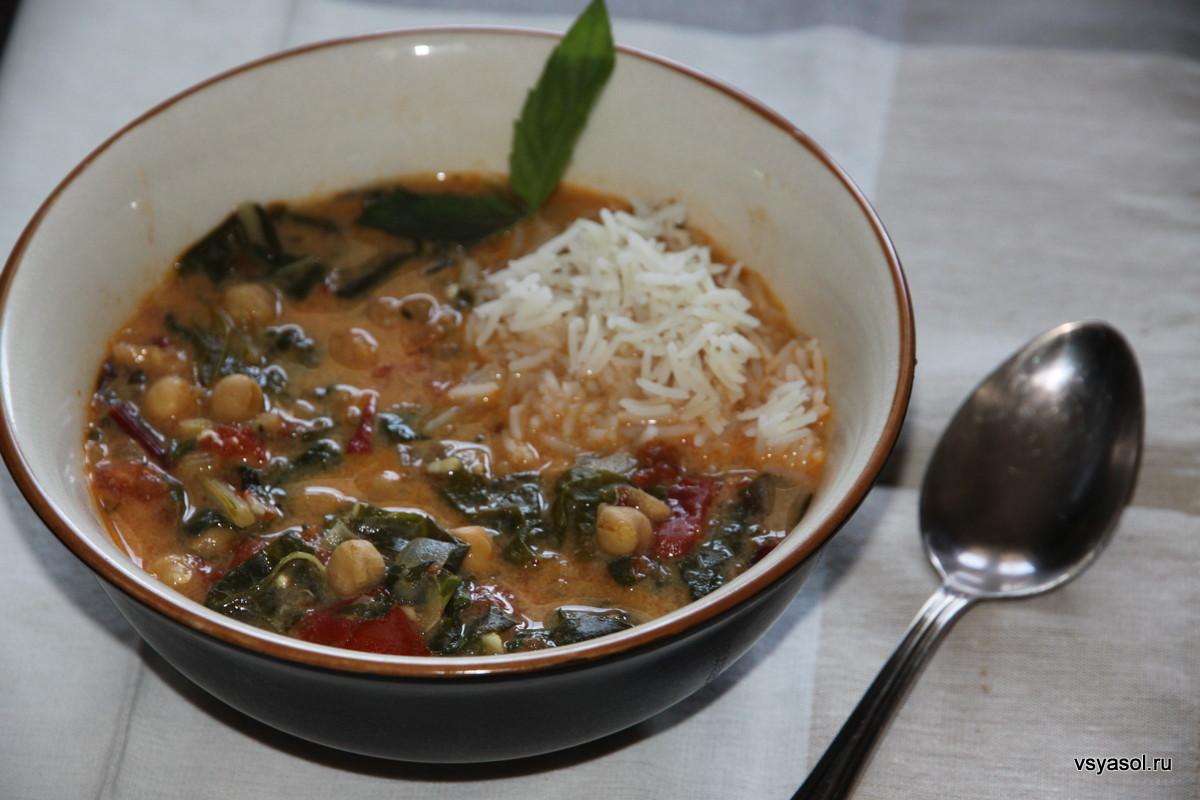 рецепт супа с горохом и бараниной