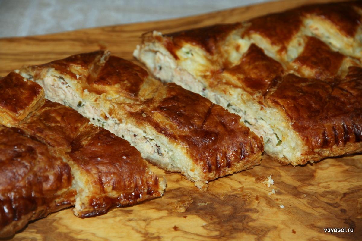 рецепт тесто для пирога с рыбой в духовке